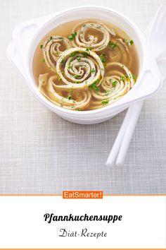 Pfannkuchensuppe - smarter - Kalorien: 226.94 kcal - Zeit: 30 Min. | eatsmarter.de