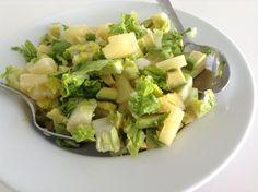 Ensalada de aguacate para dieta