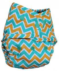 Charming - new print from Buttons Diapers