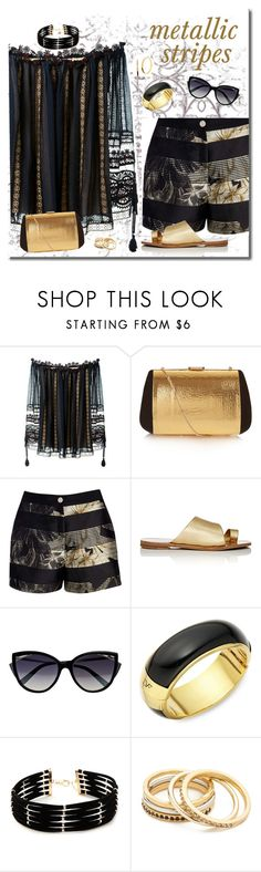 """""""Ted Baker Shorts"""" by dkelley-0711 ❤ liked on Polyvore featuring Chloé, Nina Ricci, Ted Baker, Diane Von Furstenberg, La Perla, Forever 21, Madewell, DianeVonFurstenberg, tedbaker and polyvoreeditorial"""