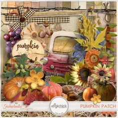 My Pumpkin Patch Kit