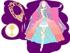 Goddess Armor Adoptable Ayction: Juno by TaleweaverNLM on DeviantArt