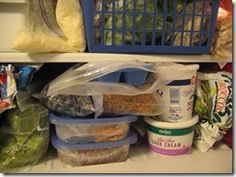 How to Store and Freeze Fresh Produce, Grains and More (from Kitchen Stewardship)