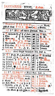 Nowý a Starý Kalendář, Na Rok Krysta Pána 1790. Genž gest Rok obyčegný, 365 ... - Knihy Google