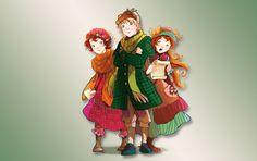 Fairy Oak-Grisam, Vanilla e Pervinca Fairy Oak, World Of Fantasy, Princess Zelda, Disney Princess, Narnia, Photos, Pictures, Childhood Memories, Fairy Tales