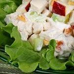 Atkins chicken salad wraps. Less than 1g NC per serving!