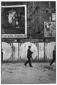Henri Cartier-Bresson, Madrid, Espagne, 1933. © Henri Cartier-Bresson/Magnum Photos.