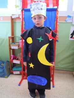 Difressa davant, Univers Miró
