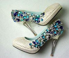 Ideas para renovar tus zapatos/ Ideas to costume your shoes