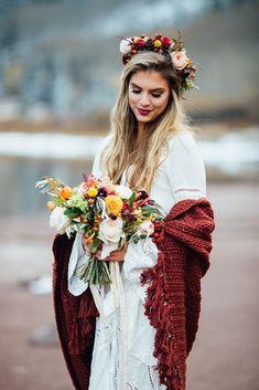 Chic Bohemian Wedding Theme Ideas ❤ See more: http://www.weddingforward.com/bohemian-wedding-theme/ #weddingforward #bride #bridal #wedding