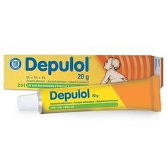 DEPULOL gel 20g peruvian balsam