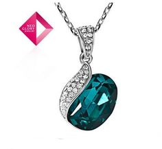 Aliexpress.com : Buy Free Shipping Neoglory Crystal rhinestone Necklace Fashion Women Platinum Plated Jewelry Pendants chrsitmas holiday sale from Reliable necklaces fashion suppliers on NEOGLORY JEWELRY