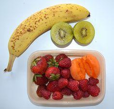 Veganessas Mittwoch war sehr fruchtig. Das hier ist nicht das einzige Obstbild, überzeugt euch selbst!