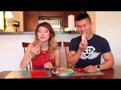 Healthy Lunch Recipes + Snacks! Tested! Lunch Recipes, Snacks, Healthy, Youtube, Luncheon Recipes, Tapas Food, Appetizers, Treats, Youtube Movies