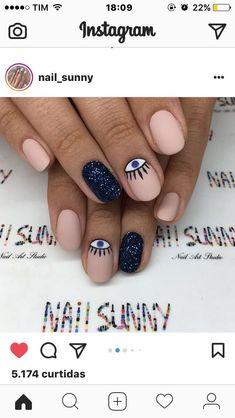 – neutral nails — 52 Trendy Nails Short Neutral Nailart - New Site French Nails, Neutral Nails, Neutral Colors, Neutral Art, Trendy Nail Art, Instagram Nails, Super Nails, Glitter Nail Art, Glitter Flats