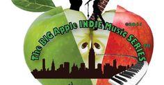 Introducing The Big Apple Indie Music Series Indie Music, Christmas Bulbs, Apple, Big, Holiday Decor, Apple Fruit, Christmas Light Bulbs, Apples, Indie