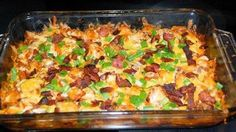 Spicy Chicken & Potato Casserole   https://www.facebook.com/photo.php?fbid=10153300425130405&set=a.350857125404.346166.818440404&type=1&theater