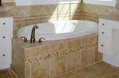 """""""Tile Tub Surrounds 