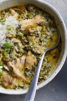 Stew Chicken Recipe, Braised Chicken, Chicken Recipes, Chicken Stew Slow Cooker, Turkey Recipes, Slow Cooker Recipes, Cooking Recipes, Healthy Recipes, Yummy Recipes