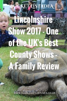 Family review of our day out to the Lincolnshire County show. One of the best county shows in the UK. There was so much to see and do. Why not check out my review for inspiration to visit next year?