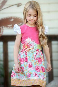 ERIKA DRESS-Pink