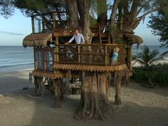 Town says $20,000 treehouse is a hazard, not a haven