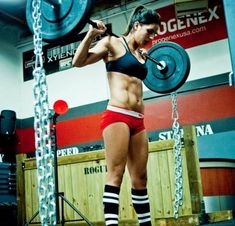 I love me some powerlifting.  Should get back into it!