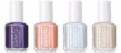 Essie Lacquer Resort Fling Collection
