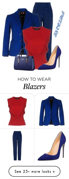 """""""EVE"""" by evelina-er on Polyvore featuring Jason Wu, Dsquared2 and Dolce&Gabbana"""