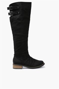 Manhattan Boot in Black
