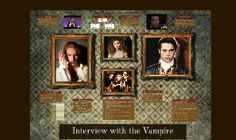 Interview With the Vampire Presentation