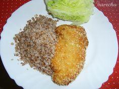Jogurtové kuracie rezne (fotorecept) - recept | Varecha.sk Grains, Food And Drink, Rice, Diabetes, Seeds, Laughter, Jim Rice, Korn