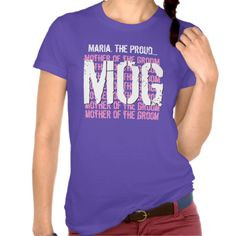 I'm proud to be the MOTHER of the GROOM V07 Tee Shirts To see more wedding clothing visit http://www.zazzle.com/jaclinart/gifts?cg=196280004548274220 #wedding #favors #party #WeddingParty #jaclinart #tees #mom #dad #bride #bridesmaid #groomsman #hearts