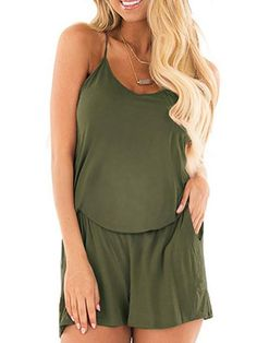 Maternity Casual Sling Backless Pure Color Jumpsuits – loveinbabe Maternity Jumpsuit, Casual Maternity, Clothes Rod, Pregnant Celebrities, Jumpsuit Pattern, Jumpsuit Outfit, Dress Tutorials, Pregnancy Outfits, Everyday Outfits