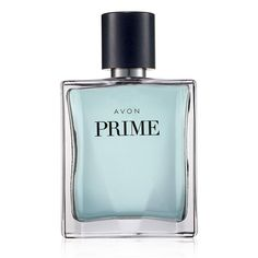 Avon Prime Eau de Toilette. This irresistible blend of aromatic lavender, refreshing spearmint and rich cedarwood creates a bold and masculine long-lasting impression.