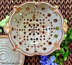 Image result for handmade ceramic colanders