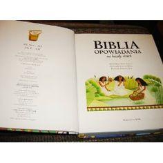 Polish Children's Bible / Biblia Opowiadania na kazdy dzien / Poland Biblia Swieta $74.99