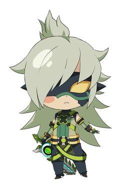 그랜드체이스 카페톡 Anime Oc, Anime Chibi, Kawaii Anime, Fantasy Character Design, Character Drawing, Character Reference, Chibi Characters, Fantasy Characters, Anime Sketch