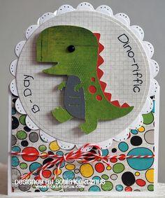 Картинки, открытка с динозаврами своими руками