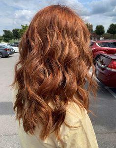 Ginger Hair Color, Ginger Hair Dyed, Hair Color Auburn, Natural Auburn Hair, Brown Auburn Hair, Rich Hair Color, Long Auburn Hair, Spring Hairstyles, Halloween Hairstyles
