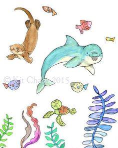 briny buddies dolphin