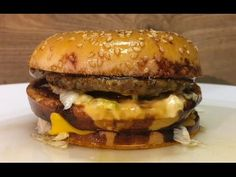 nice This Is What Happens When You Pour Sulfuric Acid On A Big Mac