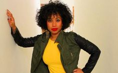 [BLACK, FRESH AND 20-SOMETHING] NBC Associate Producer Rasheeda Winfield