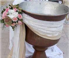 Christening Themes, Baby Baptism, Flower Decorations, Wedding Decorations, Church Decorations, Altar, Wedding Favors, Planter Pots, Vase