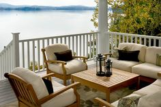 Lighthouse Cove Cottage Doesn't this look like the ideal place to spend an early fall weekend? Today's open house is a new home built...