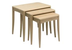 Ercol Artisan Nest of Tables at Furniture Village - Ercol Artisan Dining Room Furniture at Furniture Village - Dining Furniture from Furniture Village