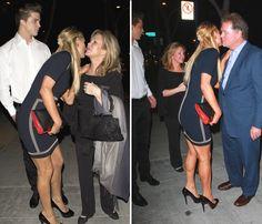 ¿Esto va en serio? Paris Hilton presenta a su novio español a sus padres #famosas #people #celebrities