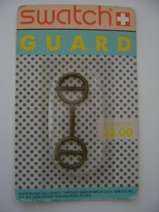 Swatch Guard, an 80's must-have.