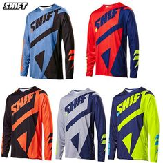 2637bfd6d New Speed to Overcome Fox Racing T Shirt. Motocross ClothingBicycle ClothingXe  ĐạpMountain Bike JerseysCorsaOffroadRiding JacketMtbMen Summer