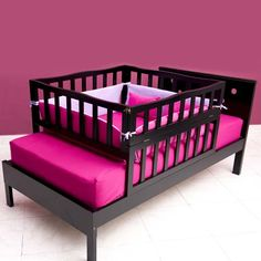 Combo Cama Babilon con Corral Baby Bedroom, Baby Room Decor, Nursery Room, Kids Bedroom, Bedroom Decor, Twin Cribs, Baby Cribs, Baby Changing Tables, Diy Crib